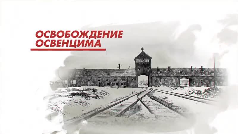 Победа 75. 1945 - 2020. Освобождение Освенцима - Россия 24