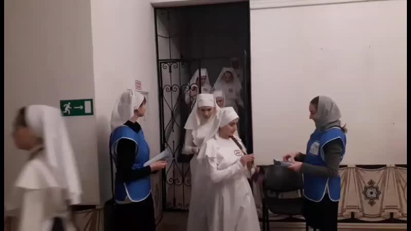 Раздача буклетов Татьянин день 25 01 2020