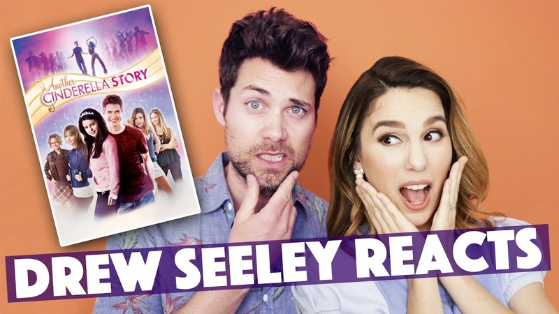 Drew Seeley reacts to Another Cinderella Story