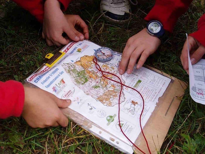 Юнармейцы Петровского района стали участниками викторины о правилах ориентирования в лесу