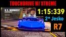 [TOUCHDRIVE] Asphalt 9 - Grand Prix Koenigsegg Jesko - Round 7 Whirlwind Curve -1:15:339 w 2⭐️Jesko