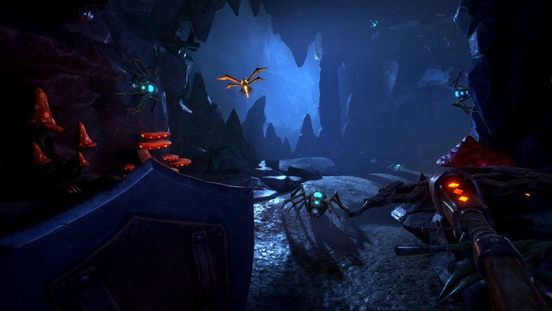 Karnage Chronicles Launch Trailer PC VR