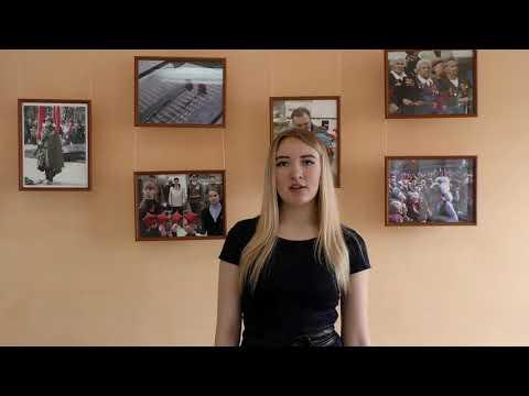 Чуманова Елизавета выпускница МАОУ СОШ № 15 Губаха