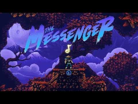 🔵The Messenger ◤14◥Первая нота!