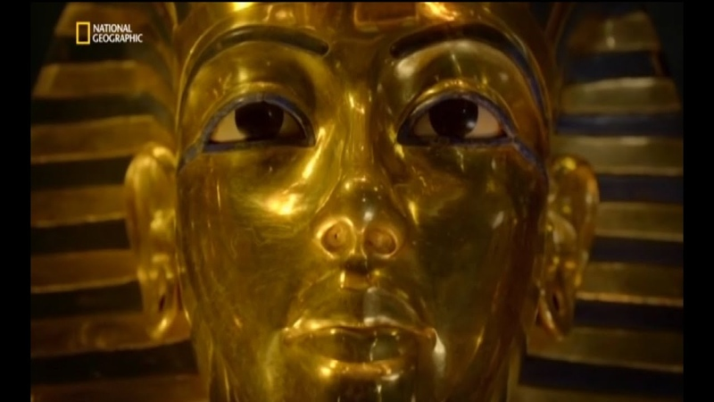 Сокровища Тутанхамона 1 серия Обретенные сокровища Документальный фильм История древнего Египта