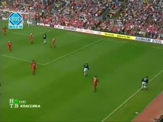 Чемпионат Англии 1999-2000 АПЛ 7-й тур Ливерпуль - МЮ
