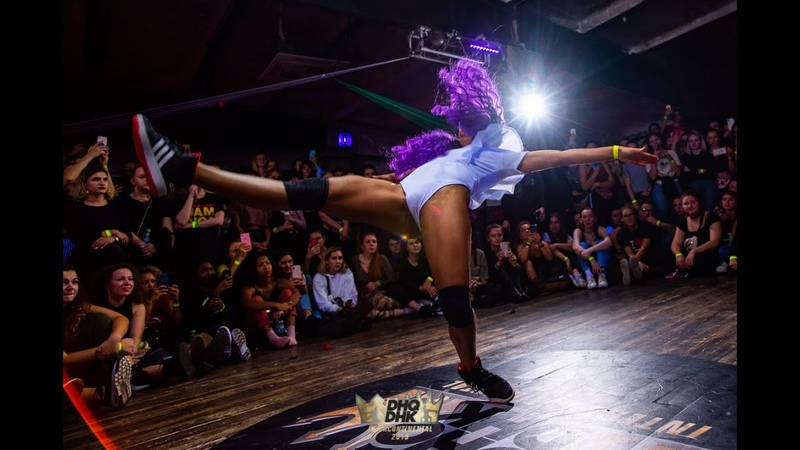 DANCEHALL QUEEN INTERCONTINENTAL 2019 1st ROUND MULATA