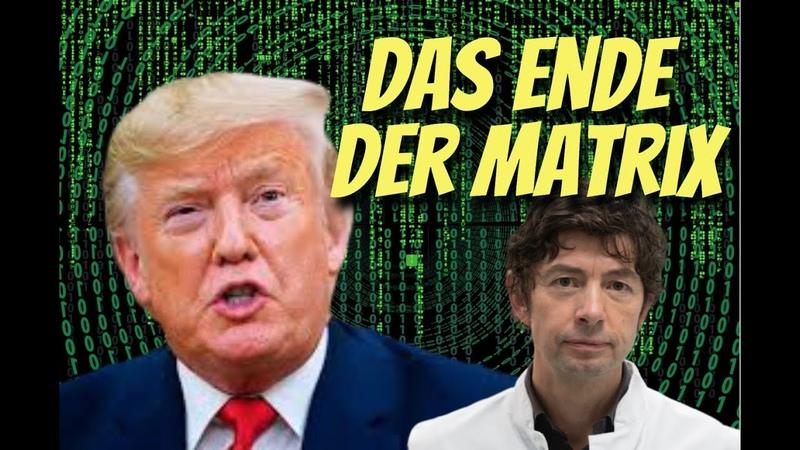Das Ende der Matrix BILD gegen Drosten Donald Trump vs Twitter