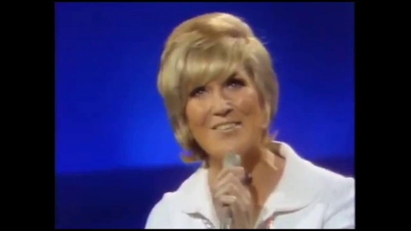 Dusty Springfield Yesterday When I Was Young Live 1973
