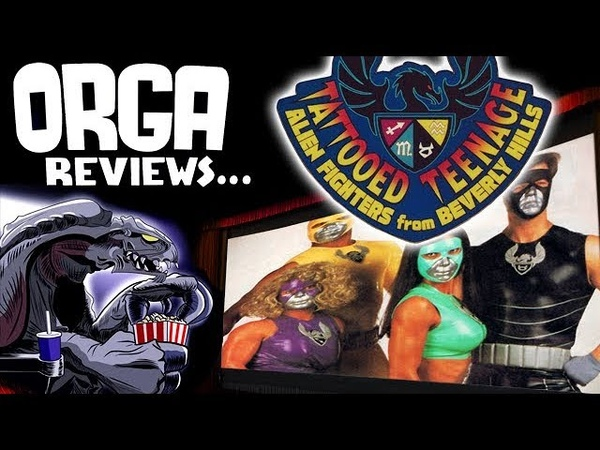 Tattooed Teenage Alien Fighters from Beverly Hills 1994 Orga Reviews Ep 10