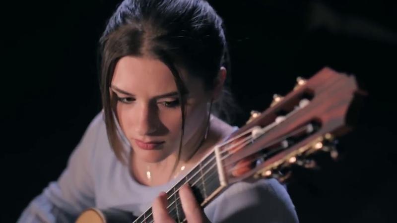 Nadja Jankovic Paganini Grand Sonata