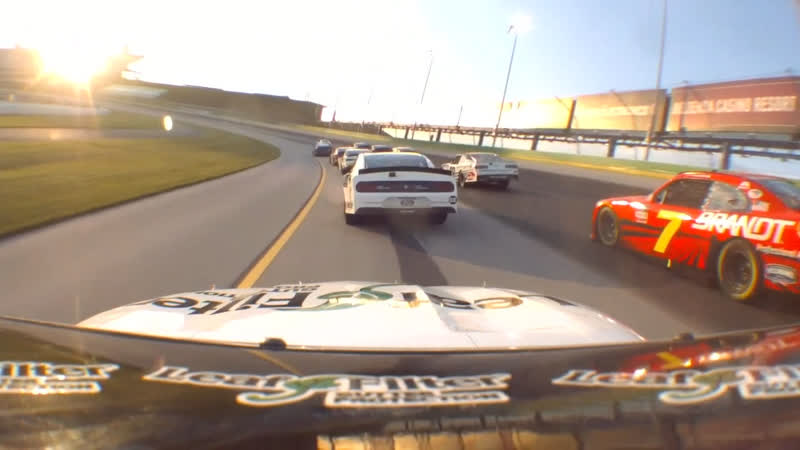 11 Justin Haley Onboard Kentucky Round 14 2020 NASCAR XFINITY Series