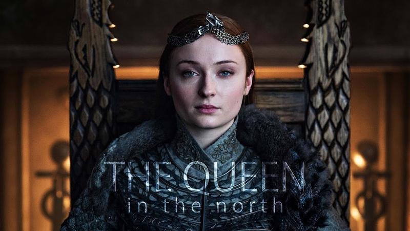 Sansa Stark The Queen in the North