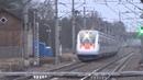 Скоростной электропоезд Pendolino SM6 Allegro Аллегро Хельсинки - Санкт-Петербург