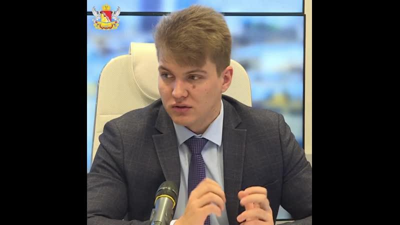 Максим Захаров об отмене маршрутов и о полосе для общественного транспорта