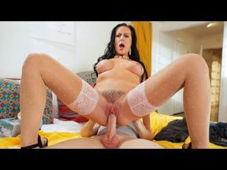 Texas Patti - Motherly Concern (MILF, Big Tits, Blowjob, Black Hair, Lingerie, Hardcore)