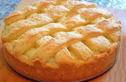 Потрясающий Яблочный пирог