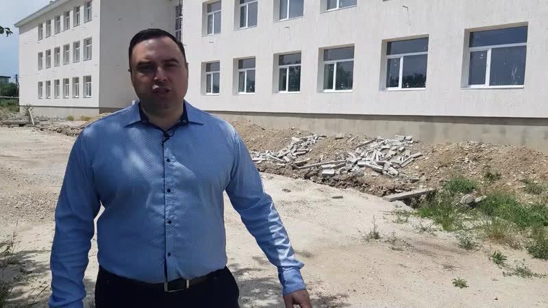 Срыв строительства и закрытие зеленогорской школы