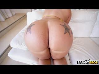 Трахнул мясистую бабу с толстой жопой, sex porn bubble ass butt fat bbw blond busty tit milf girl meat pussy cum (Hot&Horny)
