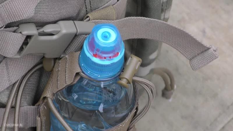 Подсумок для фляги-бутылки М-ТАС-Tactical pouch