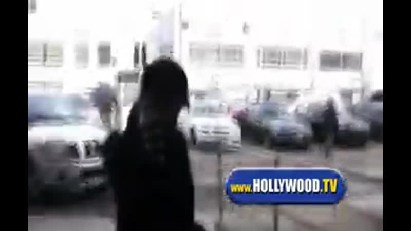 19 декабря 2007 Джессика в Беверли Хиллз