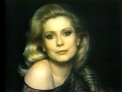 Catherine Deneuve for Chanel No 5 1979