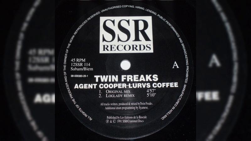 Twin Freaks Agent Cooper Lurvs Coffee