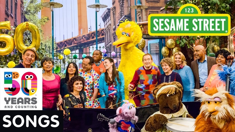 Sesame Street Norah Jones Sings Welcome To The Party Song Sesame50