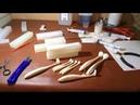Создание пластиковой модели приманки по силиконовому образцу Часть 3