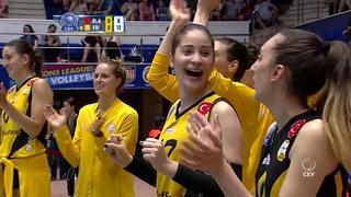 2018 CLVolleyW Finals FULL MATCH - VakifBank Istanbul vs CSM Volei Alba Blaj
