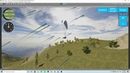 Paragliding Simulator - Dynamic Wind Markers