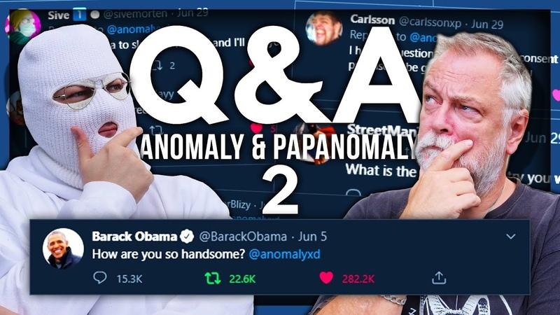 ANOMALY AND PAPANOMALY QA 2