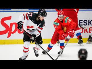 Финал МЧМ по хоккею. Россия - Канада
