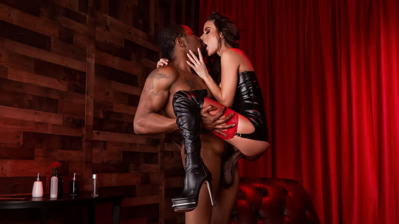 LIL PRN Brazzers Exxtra Gia Dimarco Red Light Romp 1080p Порно, Big Tits, Brunette, Interracial,