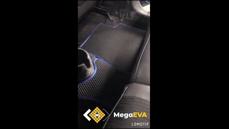 Коврики EVA в салон автомобиля KIA Picanto от MegaEVA