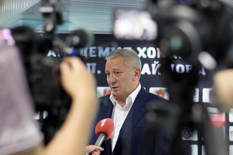 Александр Шамсутдинов: Хочу, чтобы хоккей стал спортом №1 в Тульской области, изображение №1