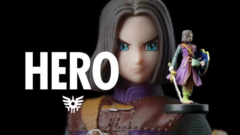 Фигурки Amiibo Джокера и Героя