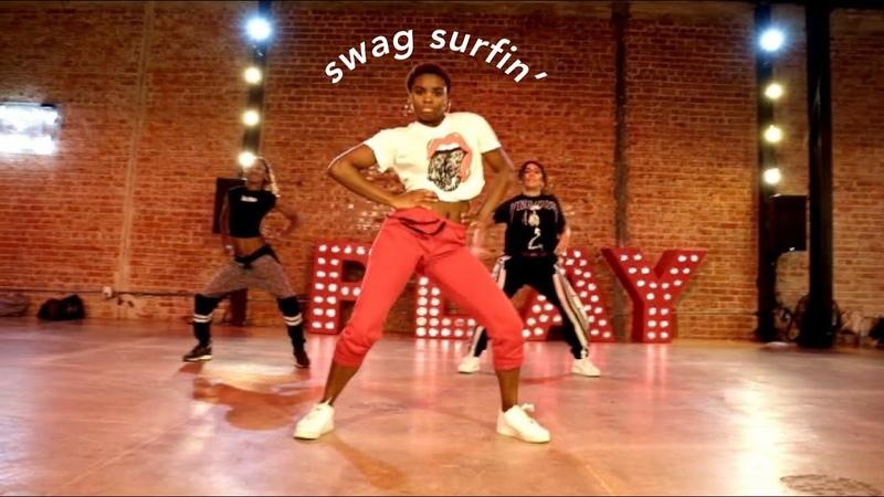 """Swag Surfin'"" -F.L.Y. (Dexter Carr choreography)"