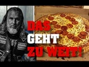 HAKENKREUZ-Salami-Pizza! Euer ERNST?