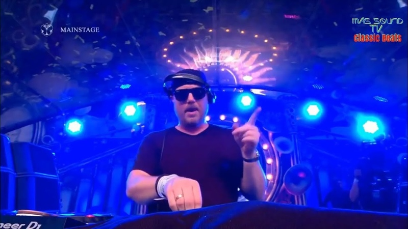 Eric Prydz Opus Live Tomorrowland 2017