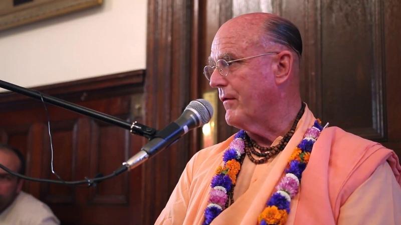 The Power of Sound Evening class at Bhaktivedanta Manor 16 06 2017