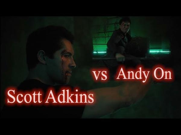 Scott Adkins vs Andy On Abduction 2019 Скотт эдкинс против Энди Он Похищение 2019