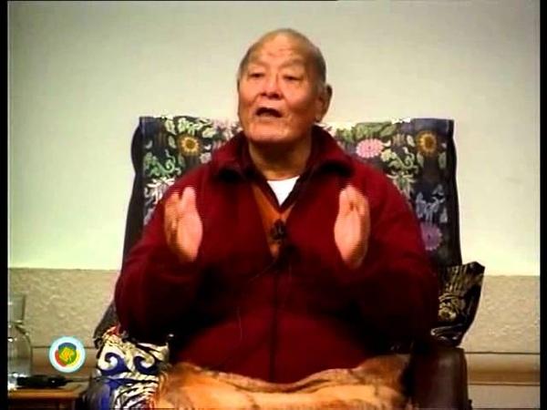 Chögyal Namkhai Norbu Rinpoche Introduction to Dzogchen