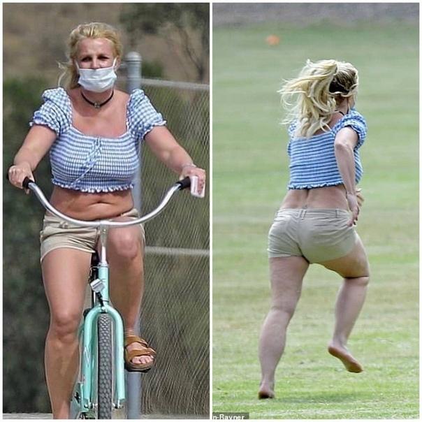Бритни Спирс попала в камеры папарацци ???? Никогда...