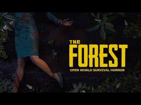 The Forest pegando a lanterna 2021 vídeo 10