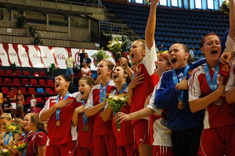 Молодежная сборная России (1990 г.р.) — победительница Олимпийского фестиваля