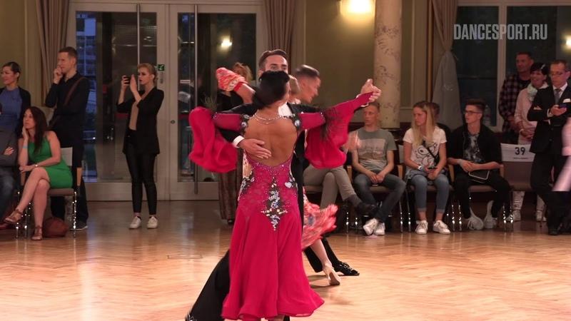 Jacek Jeschke - Hanna Zudziewicz POL, Tango, DanceComp Wuppertal 2019