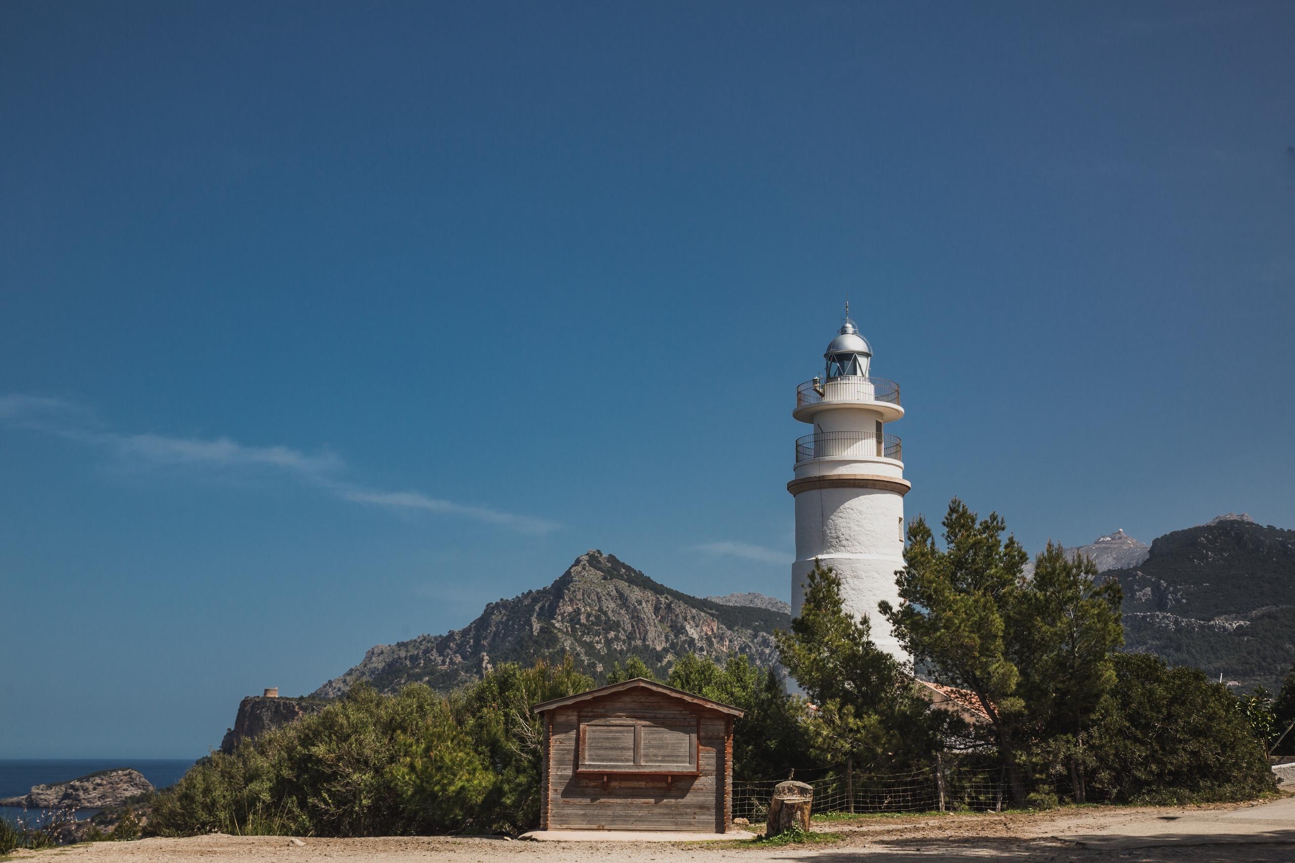 Рафа Веласкес | маяк Фар-де-Кап-Грос, Майорка, Испания - Фото