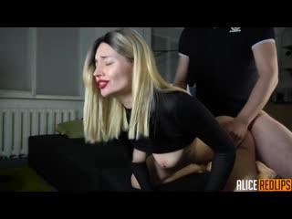 Alice redlips pov sex blowjob cumshot porn porno секс кончил на лицо blonde блондинка минет сперма