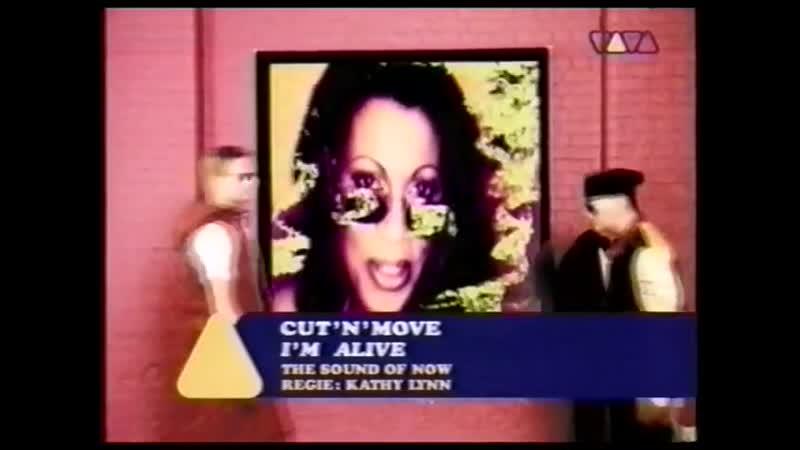 Cut 'n' move I'm Alive VIVA TV